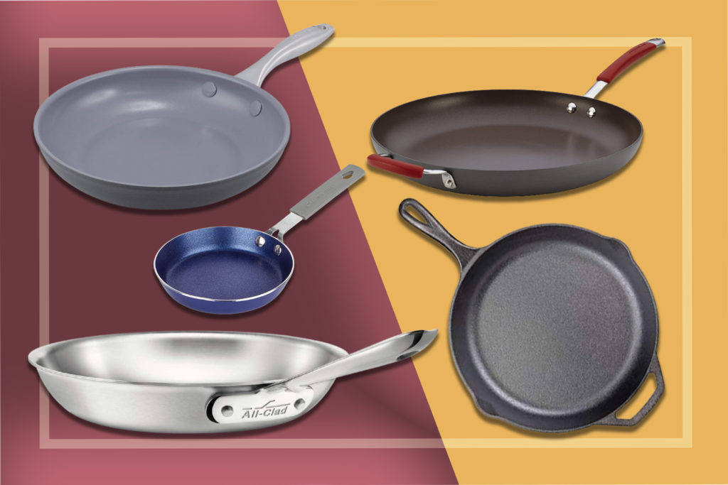 راهنمای خرید سرویس پخت و پز ؛ از انواع قابلمه و ماهیتابه تا جنس و مشخصات هر کدام