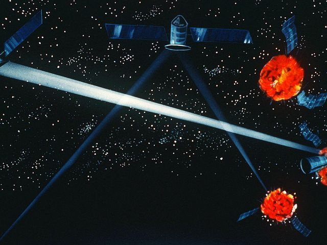 سلاح ضد ماهواره ای و فوق سری نیروی هوایی ایالات متحده در آستانه رونمایی