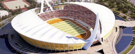 هدیه چین به کامبوج؛ استادیوم ورزشی ۱۵۰ میلیون دلاری