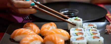 با آداب خوردن سوشی آشنا شوید