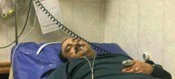 آخرین وضعیت مهران غفوریان بعد از عمل جراحی قلب باز