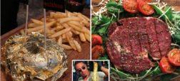 نگاهی به رستوران تازه افتتاحشده نصرت شعبه لندن: یک استیک ۲۳ میلیون تومان
