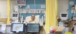 مهران غفوریان از بیمارستان مرخص شد + ویدیو