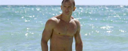 چطور بدن دنیل کریگ تبدیل به امضای شخصی او در دنیای جیمز باند شد