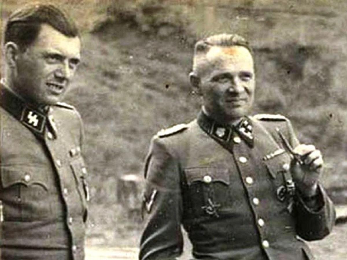 پزشک پلید نازی