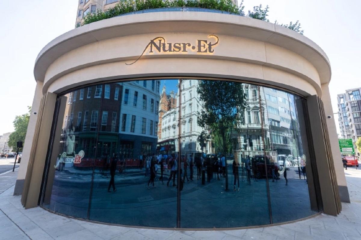 003 4 - نگاهی به رستوران تازه افتتاحشده نصرت شعبه لندن: یک استیک ۲۳ میلیون تومان