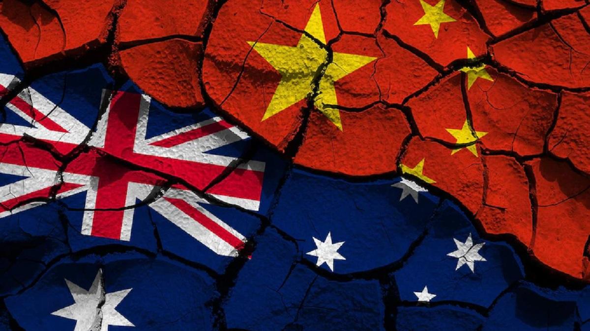 جنگ اقتصادی چین با استرالیا