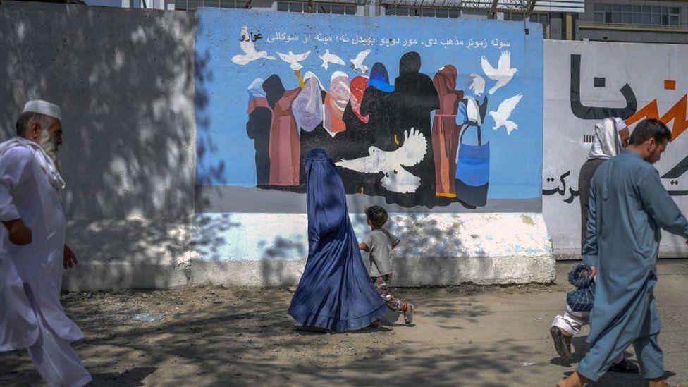 بازگشت پلیس مذهبی به افغانستان و سیاست بازی طالبان در مسئله مجازات های خیابانی