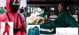 افزایش سرسام آور تقاضا در سراسر جهان برای لباس های سریال Squid Game