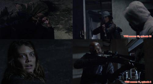 5 7 - نکاتی جالب در مورد اپیزود هشتم فصل یازدهم The Walking Dead