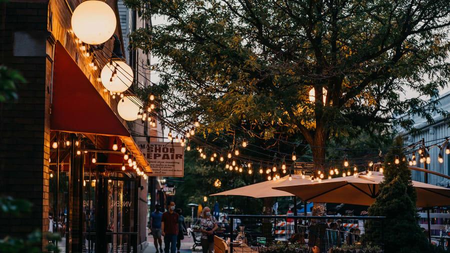 یک محله پر از اغذیه فروشی در پایتخت دانمارک به عنوان باحال ترین و بهترین محله در جهان در سال 2021 انتخاب شده است.