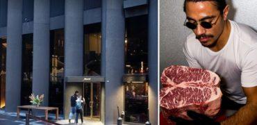 جریمه ۲۳۰,۰۰۰ دلاری نصرت گوکچه به دلیل بالا کشیدن انعام ها و بدرفتاری با پرسنل