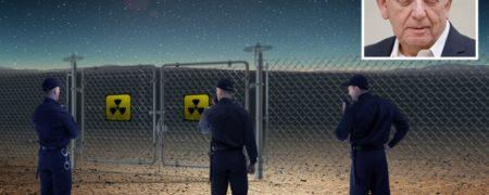 افسر نیروی هوایی آمریکا : «موجودات فضایی موشک های هسته ای ما را از کار انداختند»