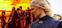 هر آنچه که باید در مورد ۹ شخصیت اصلی سریال House Of The Dragon بدانید