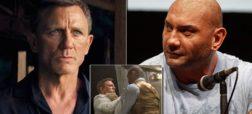 ماجرای شکستن بینی دیو باتیستا به دست دنیل کریگ در فیلم جیمز باند
