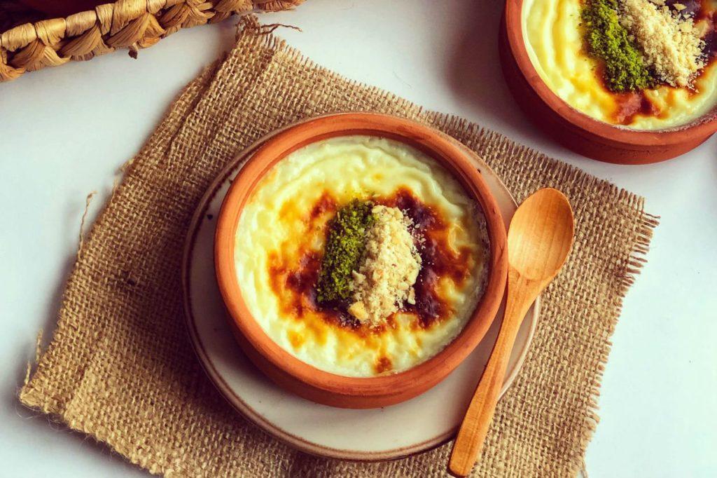 سوتلاچ چیست ؟ یک شیربرنج ترکی استانبولی خیلی خوشمزه