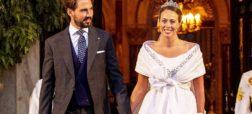تصاویر عروسی سلطنتی پسر پادشاه یونان