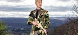 پسر رهبر فرقه مذهبی بدنام کره جنوبی فرقه ای تشکیل داده که تفنگ AR-15 می پرستند