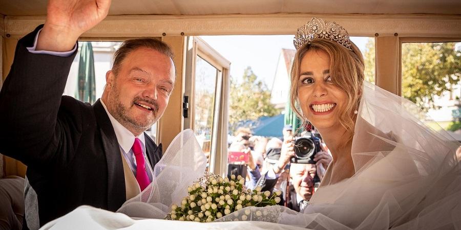 عروسی سلطنتی شاهزاده آلمانی با مهکامه نوابی، پیانیست ایرانی